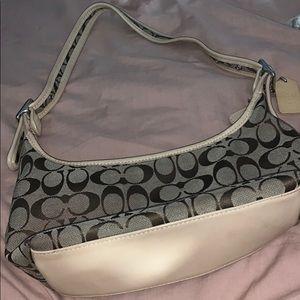 Coach is purse